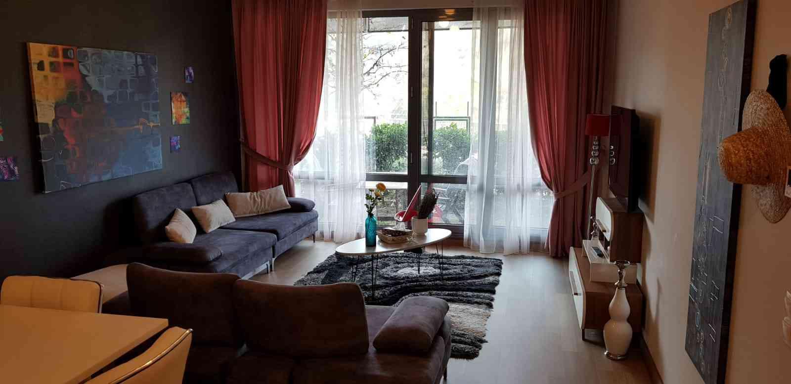 اجاره آپارتمان مبله در ساریر استانبول مجتمع 1453