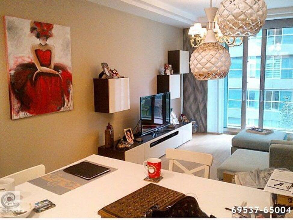 اجاره خانه مبله سالانه در وادی استانبول منطقه ساریر