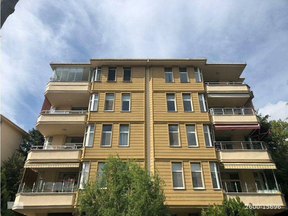 اجاره آپارتمان در بشیکتاش استانبول سالیانه فول فرنیش