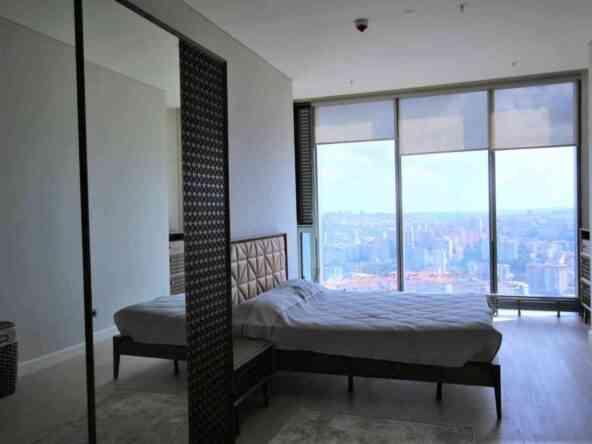 اجاره آپارتمان سالیانه مبله در ساریر استانبول